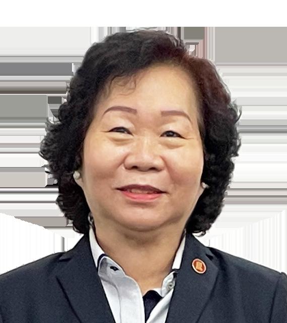 Mdm Molly Chua Guek Liang 蔡月良女士